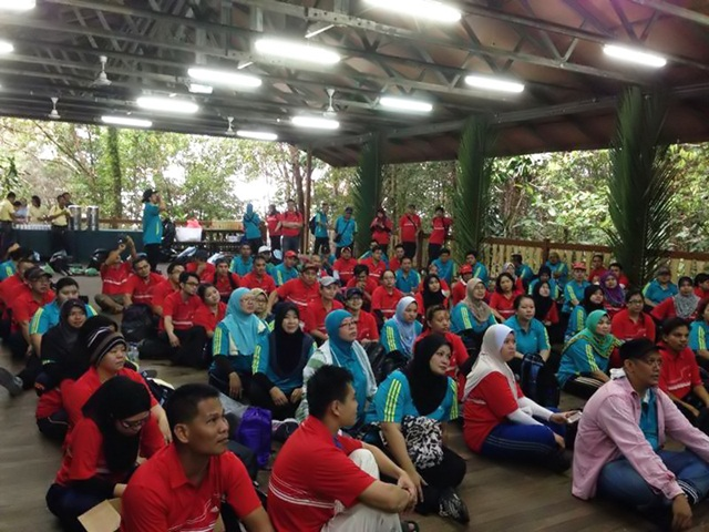 Jungle Hall at Permai Rainforest Resort