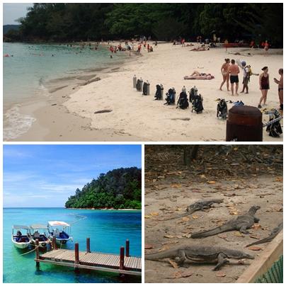 Manukan & Sapi Island Sabah