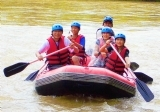 Kiulu White Water Rafting (Grade 1-2)