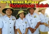 North Borneo Railway Honeymoon Sabah 3D2N